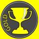 Gold award image